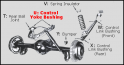 Control Yoke / Rear Upper Arm Bushing