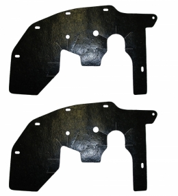 A Arm Dust Shield Kit / Front Inner Fender Filler