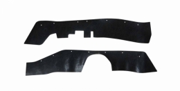 1986 Chevy/GMC Restoration Parts Inner Fender Dust Shields - 03-213M