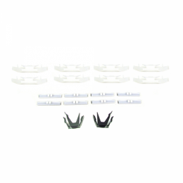 Windshield Trim / Molding Clip Kit - 18 pc.