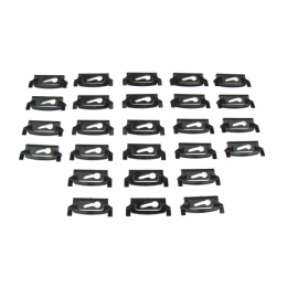 Windshield Trim / Molding Clip Kit - 26 pc.