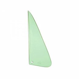 Vent Window Glass RH - Green