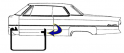 Door Seal Kit - Rear