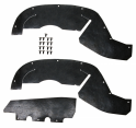A Arm / Inner Fender Dust Shield Kit