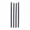 Window Beltline Weatherstrip Kit - Front Door - 4 Pc.