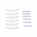Windshield Trim / Molding Clip Kit - 12 pc.