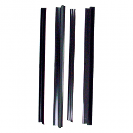 Beltline Weatherstrip Kit - Rear Door