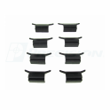 Windshield Molding Clip Kit - 8 pc.