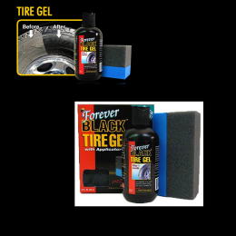 Forever Black Tire Gel