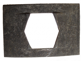"Speed Nut - 3/8"" Stud"