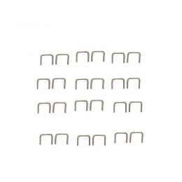 Clips Stainless Steel Automotive Staple - 24 pc. - 19-051F