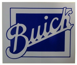 Decals & Stickers Buick Decal - 10
