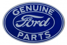 Ford Genuine Parts Decal