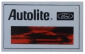 "Ford Autolite Decal - 1-1/2"" x 1-1/2"""