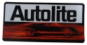 Ford GT40 Autolite Decal - 8""