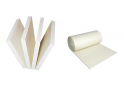"White Sponge Rubber - 3/16"" Thick"