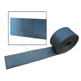 "Glass Setting Tape - Rubber Cork 1/32"" Thick x 1-1/2"" Wide"