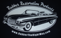 1959 Cadillac Hooded Sweatshirt - THIS IS A MADE TO ORDER ITEM - PLEASE ALLOW 2-3 WEEKS FOR DELIVERY