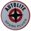 Autolite Spark Plug Decal - 6-1/2""