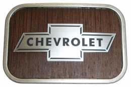 Belt Buckle - Chevy - CB-81