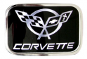 Belt Buckle - Corvette