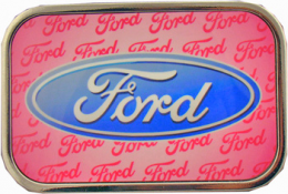 Belt Buckle - Ford - CB-72