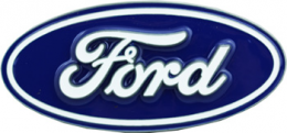 Belt Buckle - Ford
