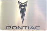 Belt Buckle - Pontiac