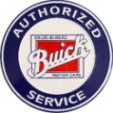 Circle Sign - Authorized Buick Service
