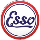 Circle Sign - Esso - LP-079