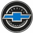 Circle Sign - Genuine Chevrolet - LP-085
