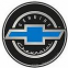 Circle Sign - Genuine Chevrolet