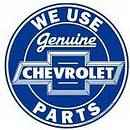 Circle Sign - Genuine Chevy Parts