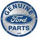 Circle Sign - Genuine Ford Parts - LP-081