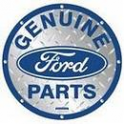 Circle Sign - Genuine Ford Parts
