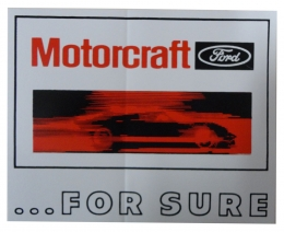 Ford GT40 Autolite Decal - 6""