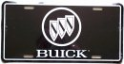 License Plate - Buick