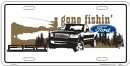 License Plate - Ford