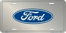 License Plate - Ford Logo - LP-053