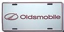 License Plate - Oldsmobile - LP-012