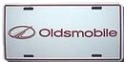 License Plate - Oldsmobile