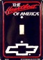 Light Switch Cover - Chevy Heartbeat of America - LP-096