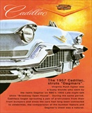 Metal Sign - 1957 Cadillac