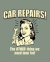 Metal Sign - Car Repairs