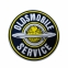 Oldsmobile Service Decal - 12""