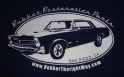 Pontiac GTO Hooded Sweatshirt - THIS IS A MADE TO ORDER ITEM - PLEASE ALLOW 2-3 WEEKS FOR DELIVERY