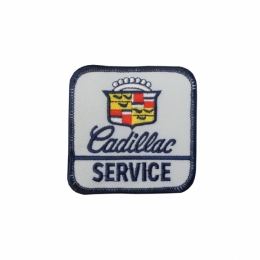 Vintage 1970's Cadillac Service Patch