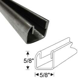 "Window Sash Channel - (2) 32-3/8"" Strips"